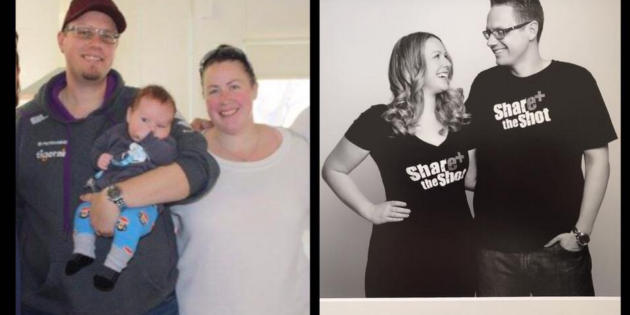 learn how this couples weight loss success turned into a lifestyle