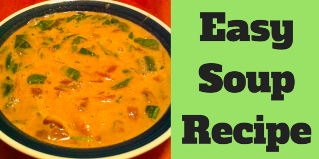 easy soup recipe