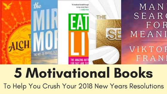 5 motivational books